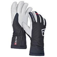 Ortovox - Women's Swisswool Freeride Glove - Handschuhe Gr S;XS schwarz/grau;blau/grau