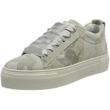 Kennel und Schmenger Damen Big Sneaker, Grau (Taiga Sohle Creme), 37 EU
