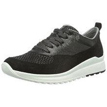 Legero Damen Marina 700897 Sneakers, Schwarz (Schwarz Kombi 02), 37 EU (4 Damen UK)