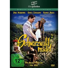 DVD »Schwarzwaldmädel«