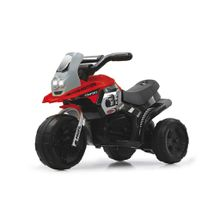 XXXL KINDERMOTORRAD Ride-on E-Trike Racer, Rot