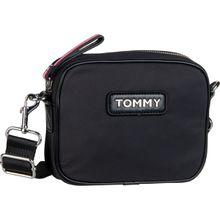 Tommy Hilfiger Umhängetasche Varsity Nylon Crossover 6296 Black