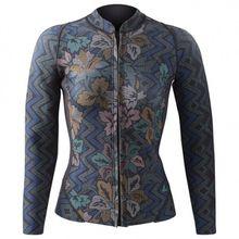 Prana - Women's Nala Jacket - Neoprenshirt Gr S;XS schwarz/grau