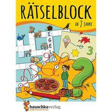 Buch - Rätselblock ab 7 Jahre