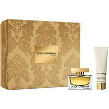 Dolce&Gabbana; Damendüfte The One Geschenkset Eau de Parfum Spray 30 ml + Perfumed Body Lotion 50 ml 1 Stk.