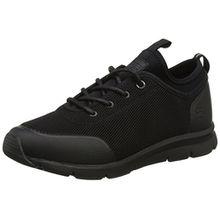 G-STAR RAW Damen Grount Sock Sneaker, Schwarz (Black), 37 EU