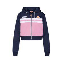 ELLESSE Sweatjacke 'BULITO' navy / pink