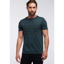 Petrol Industries MEN T-Shirt dunkelgrün Herren