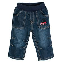 SALT AND PEPPER Baby-Jungen B Jeans Little Farm, Blau (Original 099), 68