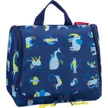 reisenthel Kulturbeutel / Beauty Case kids toiletbag ABC Friends Blue (3 Liter)