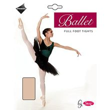 Silky Mädchen Ballett-Strumpfhose (3-5 Jahre) (Rosa)