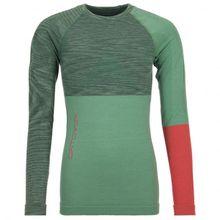 Ortovox - Women's Competition Long Sleeve - Merinounterwäsche Gr XL schwarz
