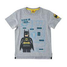 LEGO Batman Jungen T-Shirt - grau - 116