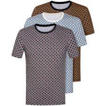 Maison Margiela T-Shirt 3er-Set - Bunt (L, M, XL)