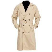 Red Smoke Herren Trenchcoat Mantel Gr. XXXL, beige