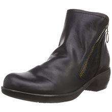 FLY London Meli, Damen Chelsea Boots, Schwarz (Black 007), 39 EU (6 Damen UK)