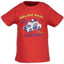 Blue Seven Rundhals T-Shirt - Polizei