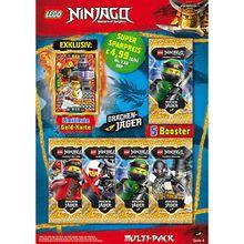LEGO Ninjago Serie 4 MULTI-PACK