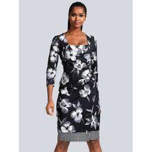 Alba Moda Kleid Kleid im Floralen Dessin