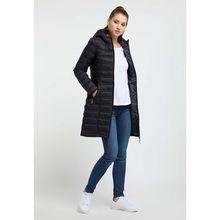 DreiMaster Maritim Mantel schwarz Damen