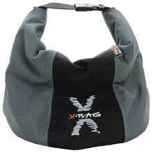 Rock Empire - X-Bag - Chalkbag schwarz/grau;schwarz/rot/orange