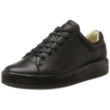 Ecco Damen Soft 9 Sneaker, Schwarz (Black_1001), 39 EU