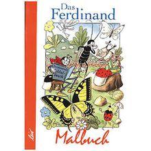 Buch - Das Ferdinand Malbuch