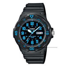 CASIO Collection blau / schwarz