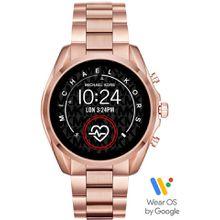 MICHAEL KORS ACCESS BRADSHAW, MKT5086 Smartwatch (mit individuell einstellbaren Zifferblättern)