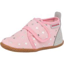 Baby Hausschuhe SALSACH , Sterne pink Mädchen Kleinkinder
