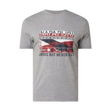 T-Shirt aus Baumwolle Modell 'Sikar'