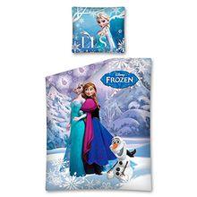 Bettwäsche Elsa und Anna Olaf Frozen