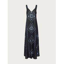 EDITED Kleid 'Annalie' Damen schwarz