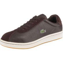 LACOSTE Masters Sneakers Low braun Herren