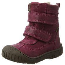 Bisgaard Unisex-Kinder Klettstiefel Schneestiefel, Pink (Pink), 35 EU