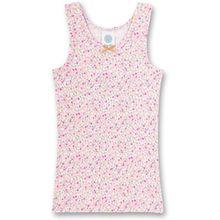 Sanetta Unterhemd mit Blumenmuster