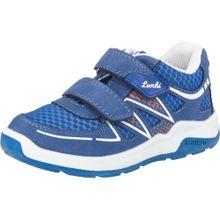 LURCHI Sneakers blau / dunkelorange / weiß