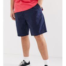 Polo Ralph Lauren - Big & Tall - Prepster - Marineblaue Chino-Shorts mit Polospieler-Logo - Navy