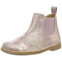 Bisgaard Mädchen Stiefel Chelsea Boots, Pink (710 Rose), 28 EU