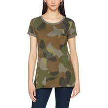 G-STAR RAW Damen T-Shirt ROA MBC Pocket R T Wmn S/s, Mehrfarbig (GS Grey/Sage AO 8959), X-Small