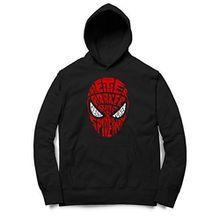 Kinder Kapuzenpullover Hoodie Peter Spiderman Parker Text Art