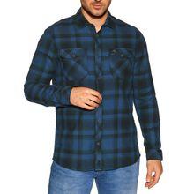 O'Neill Flanellhemd Regular Fit in blau für Herren