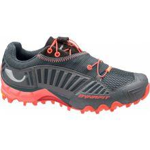Dynafit - Feline SL Damen Mountain Running Schuh (grau/orange) - EU 40 - UK 6,5