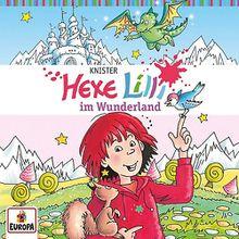 CD Hexe Lilli 18 - im Wunderland Hörbuch