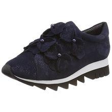GERRY WEBER Shoes Damen Donabella 03 Sneaker, Blau (Blau), 38 EU