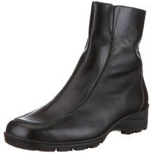 Semler Daniela D11666-012-001 Damen Klassische Stiefel, Schwarz (001 - schwarz), 39.5 EU