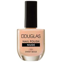 Douglas Collection Nagellack Nr. 113 - Sweet Beige Nagellack 10.0 ml
