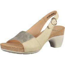 Think! Klassische Sandaletten beige Damen