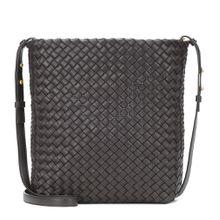 Bucket-Bag Cabat aus Leder
