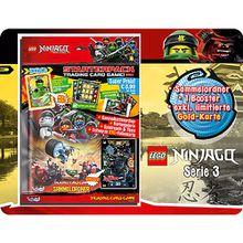 LEGO Ninjago Serie III  STARTER-PACK